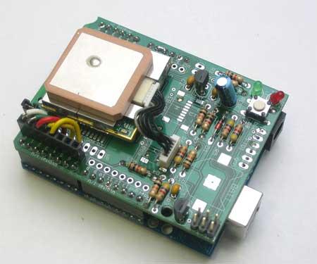 Arduino GPS
