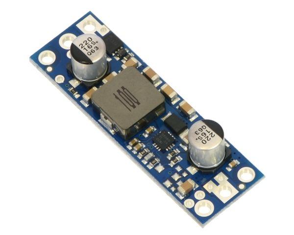Regulador De Voltaje 6v Step Up U3v50f5