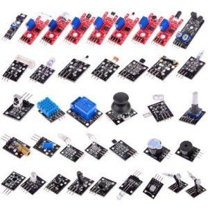 Kit de sensores 37 en 1 para Arduino
