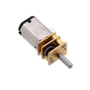 Micro Motorreductor 6V