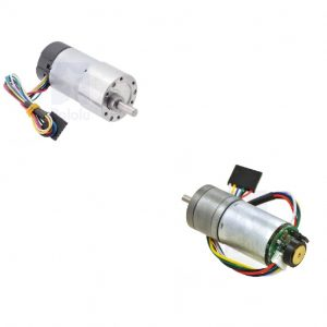 Motorreductor con Encoder