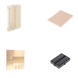 Placas y Protoboards