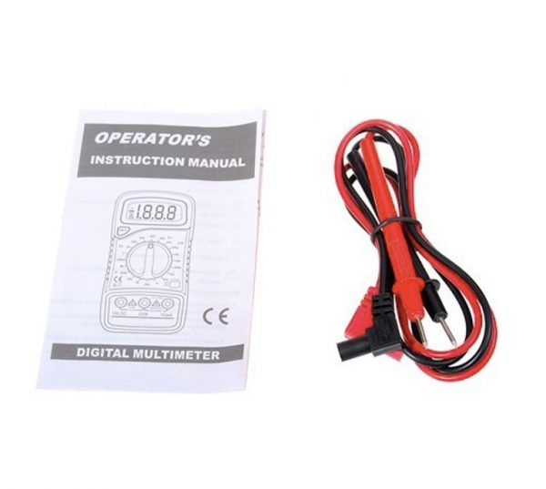 HR0309 32 XL830L LCD Digital Multimeter2
