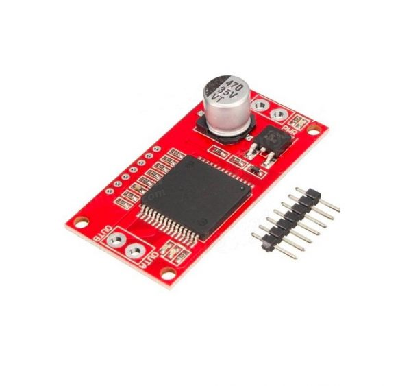 HR0214 78A 30A VNH2SP30 Monster Moto Shield Stepper Motor Driver for Arduino