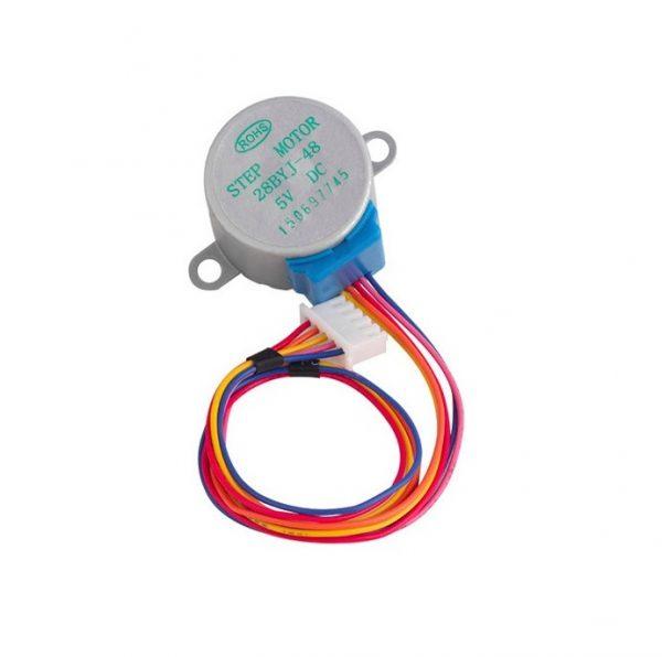 HR0260 5V step motor 28BYJ-48-5V