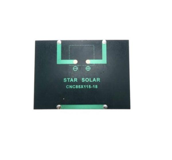 HR0214-72 115x85mm 12V 1.5W Mini Solar Panel 1