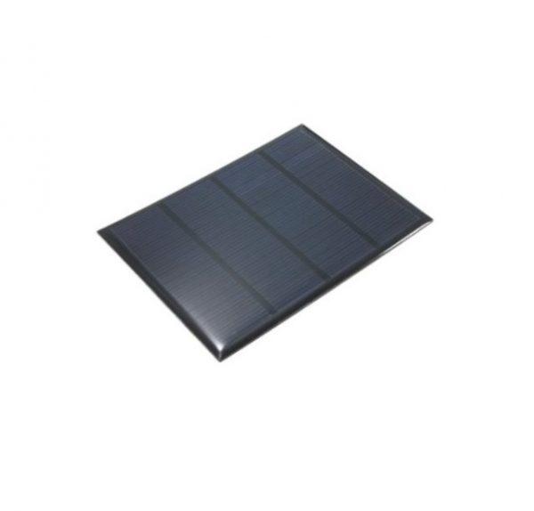 HR0214-72 115x85mm 12V 1.5W Mini Solar Panel