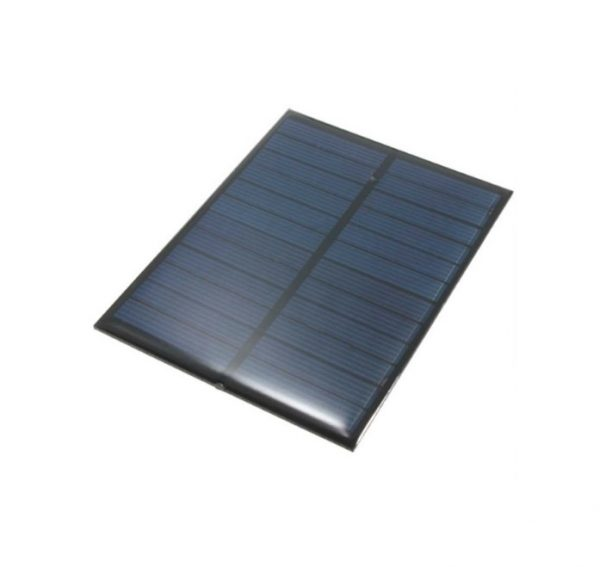 HR0214-73 112X84mm 6V 1.1W 200mA Solar Power Panel Poly Cell