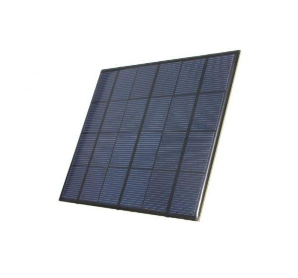 HR0472 3.5W 6V 583mA Monocrystalline Silicon Epoxy Mini Solar Panel Solar Module System Solar Cells