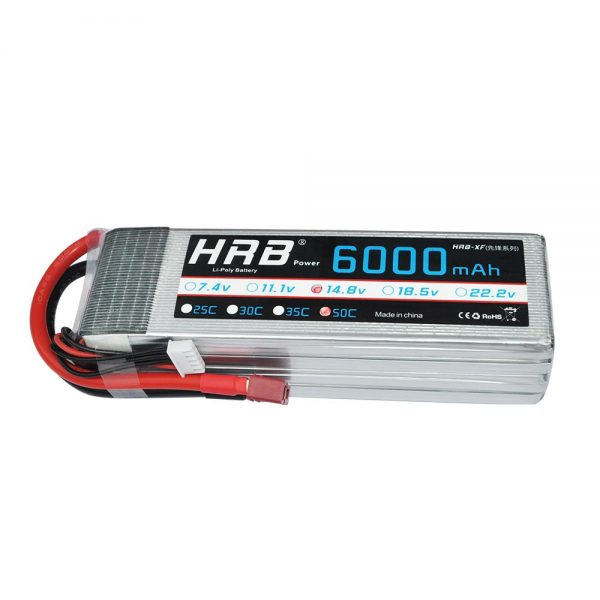 HRB-14-8-V-6000-mAh-50C-explosi-n-100C-4S-Lipo-Li-pol-mero-bater (3)