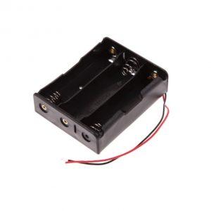 Soporte para Batería 3×18650