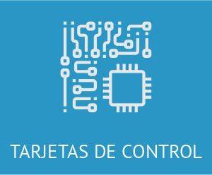 Tarjetas de Control