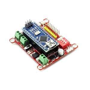 Controlador de Robot JSumo Wing (Con Arduino Nano)