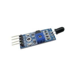 Sensor Infrarrojo Detector de Llama – 4 Pines