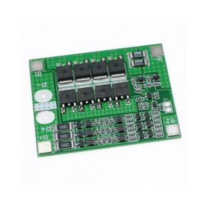 Módulo de Carga/Descarga de Baterías Litio En Serie 12.6V 30A