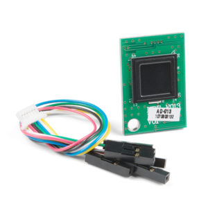 Escaner de Huella Dactilar Capacitiva – UART (AD-013)