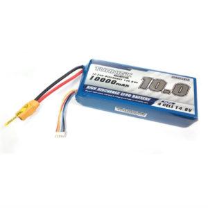 Batería LiPo de Alta Potencia Turnigy 10000mAh 4S 12~24C
