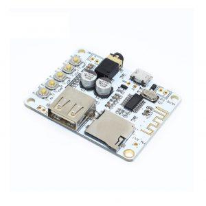 Módulo Reproductor MP3 con Receptor Bluetooth