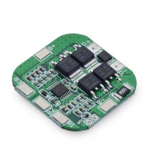 Módulo de Carga/Descarga de Baterías Litio En Serie 16.8V 20A