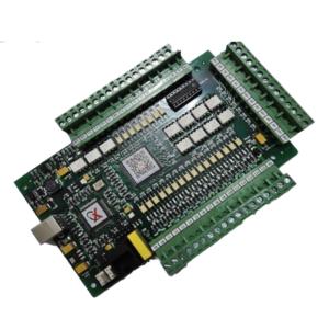 Controlador de Motor a Pasos USBCNC de 3 Ejes MACH3 – 24V, 1MHz