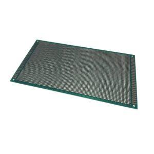 Placa Fenolica Perforada con Doble Cara 13x25cm