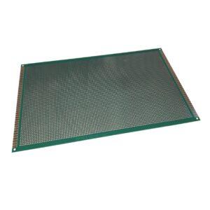 Placa Fenolica Perforada con Doble Cara 18x30cm