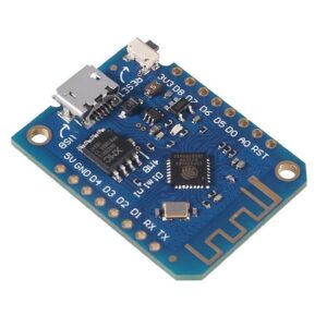 Tarjeta de Desarrollo D1 Mini V3.0.0 – ESP8266, 4MB