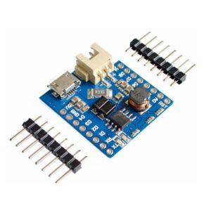 Módulo de Carga 1A – Interfaz Micro para D1 Mini