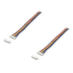 Par de Cables con Conector Micro JST 2.54 – 9 Pines