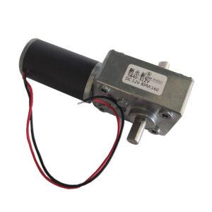 Motorreductor Gusano de Doble Eje 5840-31ZY – 160 RPM