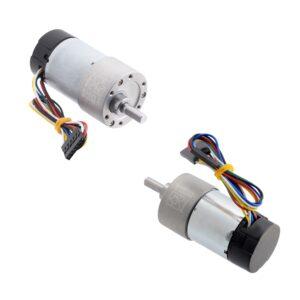 Motorreductor 37D Con Encoder