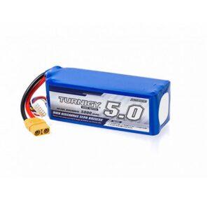 Batería LiPo Turnigy 5000mAh 6S 40C