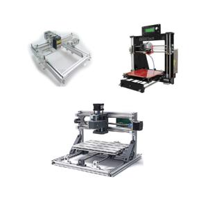 Equipos de Grabado e Impresión 3D