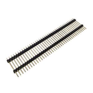 Conector Macho de 40 Pines – Doble Plástico (25mm)